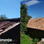 Rehabilitación de techo