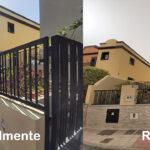 Reparación completa fachada